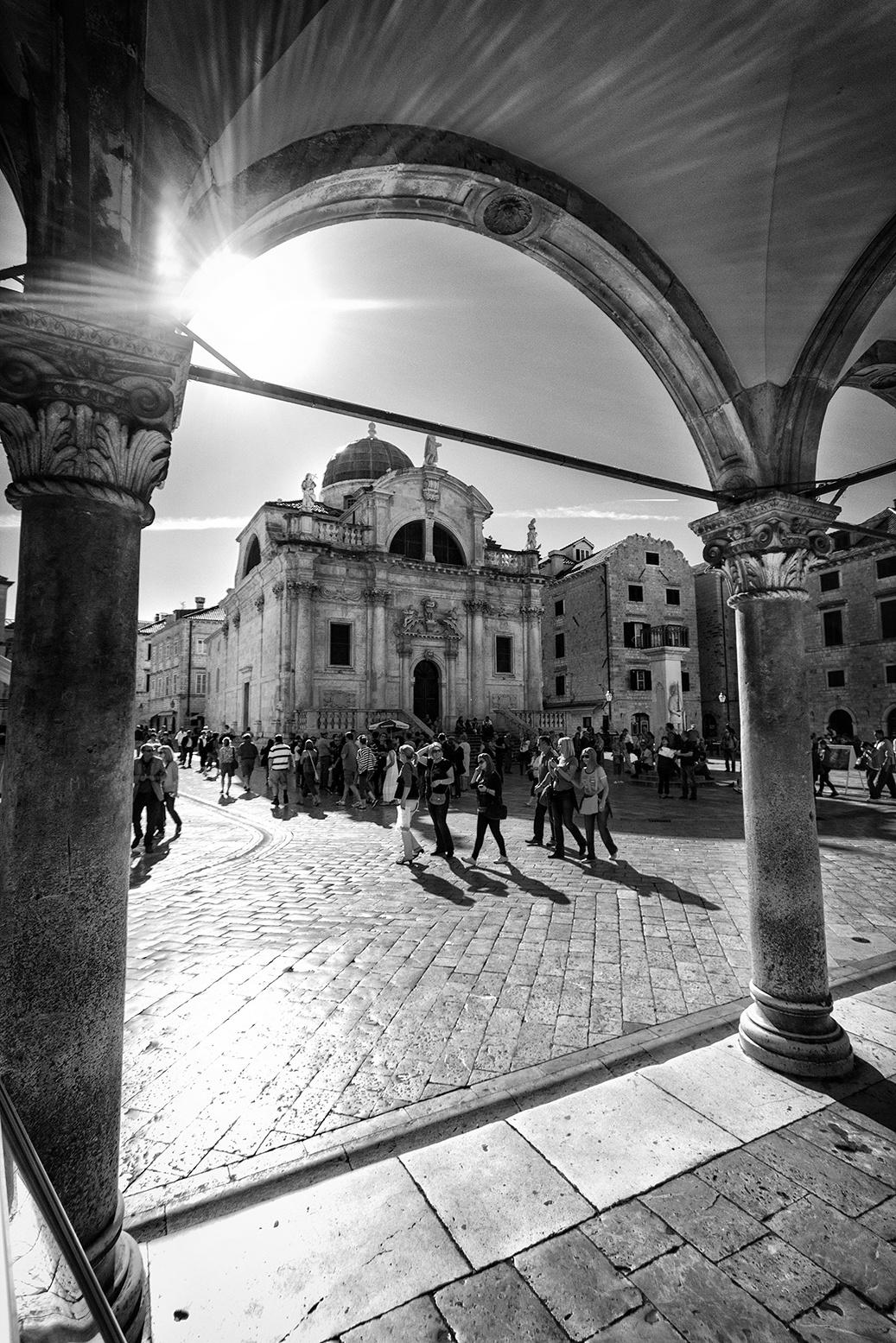 St. Blaise church Dubrovnik