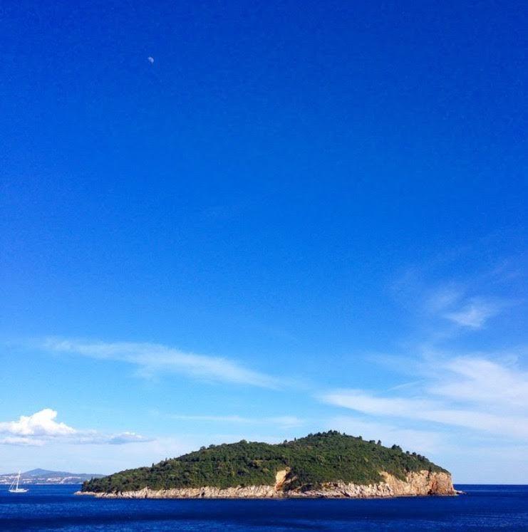 lokrum island dubrovnik